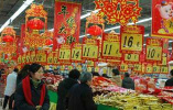 春节冰城商品卖了两亿多 这几样产品比去年多卖近2成