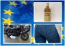 欧盟将对美国主流品牌报复征税 特朗普:贸易战是好事