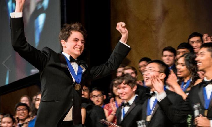 北京快乐8有什么规律:一项马铃薯科学研究让18岁高中生赢得25万美元大奖
