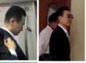 王健林坐地铁配眼镜