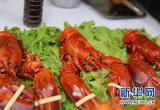 今年小龙虾上市早 价格涨了不少!