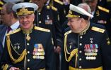 【组图】俄罗斯海军游行庆祝黑海舰队日