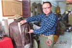 这家博物馆收藏着飞虎队将军陈纳德军服 老板为了它倾家荡产!