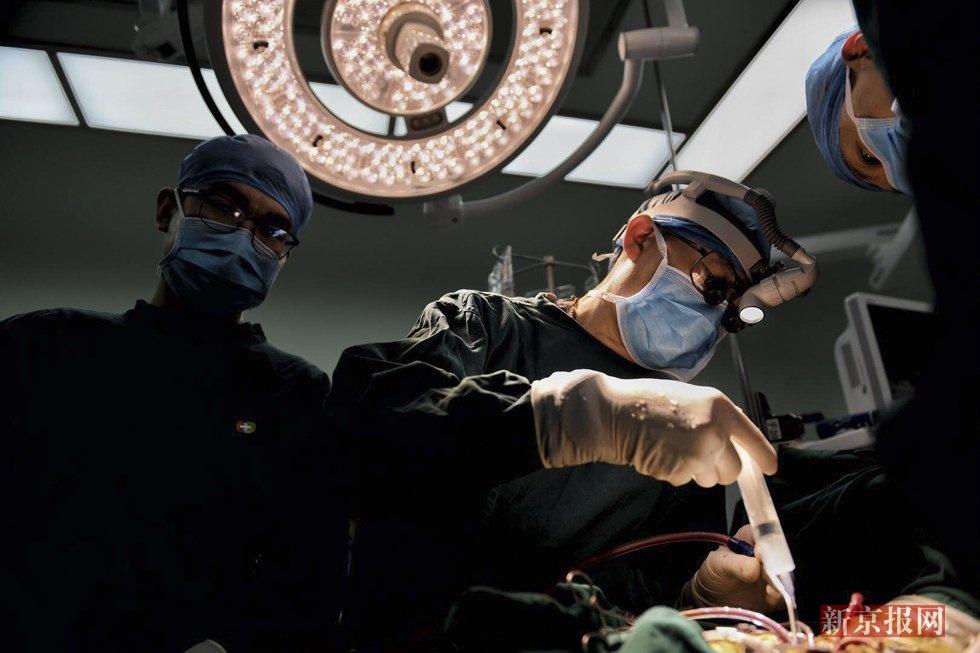 先心病患儿获免费手术治疗