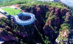 全球最长玻璃环廊