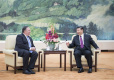 Chinese president meets U.S. Secretary of State
