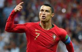 C罗帽子戏法, 葡萄牙3: 3西班牙!