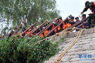 山东:组建专业机动抢险队8支680人 群众防汛队伍45.7万人