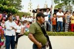 最血腥竞选!墨西哥又一市长候选人被政治谋杀 嫌犯为28名警察
