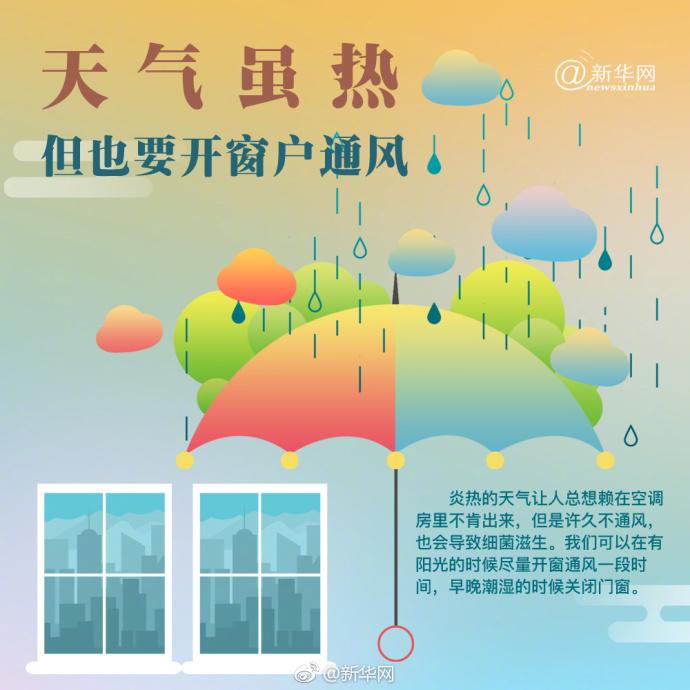 闷热潮湿的空气默默地向我们宣告梅雨季节已经到来,可能很多在南方生活的北方人,对待梅雨季节还是感到不太习惯。比如潮湿环境里因为细菌滋生而导致皮肤上起小疹子、或者湿气太重导致关节疼痛、或者梅雨季节螨虫导致抓挠过敏等等问题。那么,如何来应对这些因为梅雨季节引发的一系列麻烦呢?