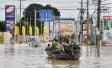 日本暴雨死亡人数升至85人 仍有千人被困