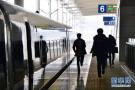 """受台风""""玛利亚""""影响 济南西站21趟列车临时停运"""