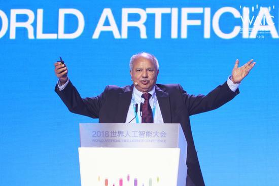 图灵奖得主罗杰·瑞迪:AI将使全球互联网用户翻一番