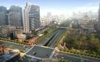 杭州文一路地下通道通车在望 下沙到紫金港立交45分钟