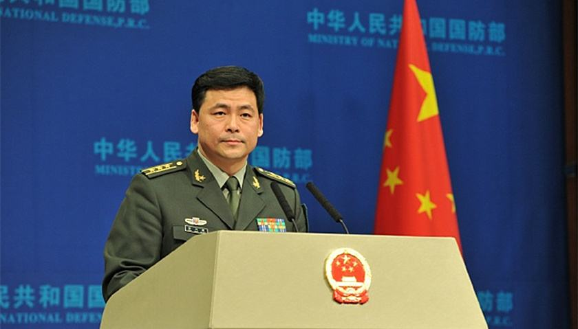 国防部:强烈要求美方立即撤销有关对台军售项目
