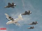 美空军借口中俄威胁升级军备:4款最强战机提升战备状态