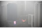 北京今日部分站点可达中重度污染