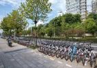 """从""""家门口""""骑到""""办公室"""":杭州试点共享单车进楼宇"""