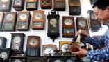 山东即墨:一市民15年收藏万余老物件