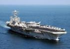 """美航母打击群进逼中东威慑伊朗 西班牙""""不跟随""""召回随行军舰"""