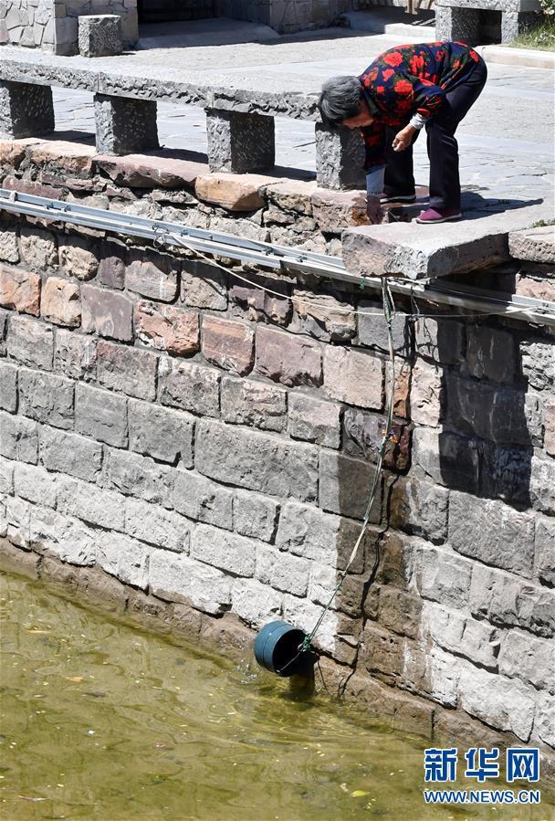 (社会)(7)河南林州:庙荒不荒