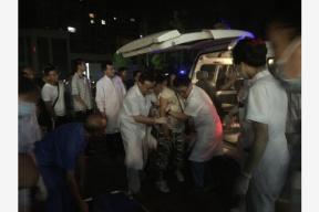 四川省宜宾市长宁县地震已造成2人死亡