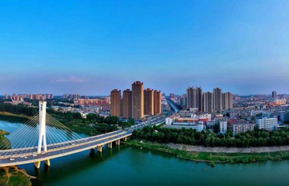 周口:沙颍河畔明珠城