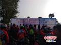 漯河市举行第六届中原骑游节暨第七届自行车公开赛