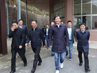 小米集团董事长兼首席执行官雷军首次到访茅台