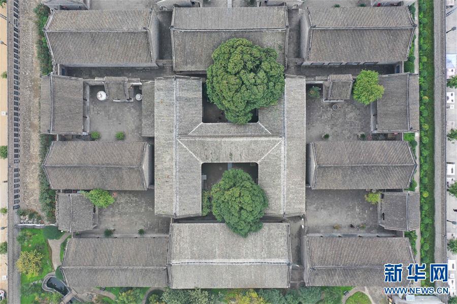 (新华视界)(4)河南内乡县衙:我国保存较完整的封建时代县级官署衙门