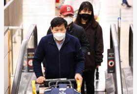 确诊833例!韩国国会大楼暂时关闭 驻韩美军上调预警
