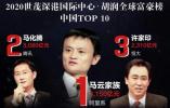 """中国799人最新富豪名单公布 很多都是大家的""""熟人"""""""