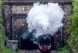 英国宝级火车维修