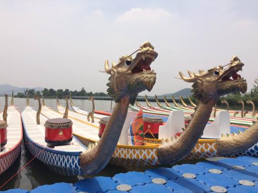 徐州首届国际龙舟邀请赛即将火热开赛!