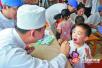 60多兒童體驗口腔課堂 實踐中掌握護牙知識