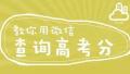 """""""辽宁省教育招生考试""""微信公众号可掌握最新高考动态"""