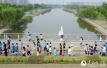 南京秦淮健身跑成常态 市民运动中感受城市发展