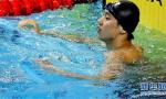 宁泽涛未能入选游泳世锦赛未达国际A标