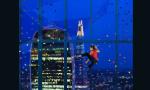 别人的办公楼:62层摩天大楼能攀岩能美容