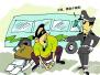 盗车贼30秒开车锁 市民跟踪两小时助民警擒获嫌疑人