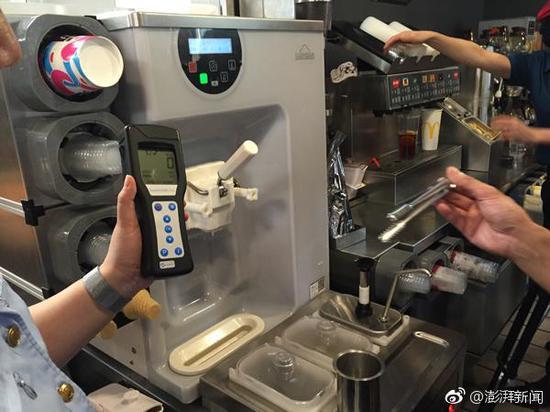 麦当劳中国:冰淇淋机事件系假新闻 与中国无关