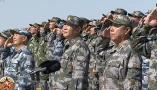 中国人民解放军建军90周年阅兵分列式
