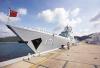 海口舰、岳阳舰由中船集团所属企业建造