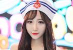 Chinajoy2017触手展台showgirl