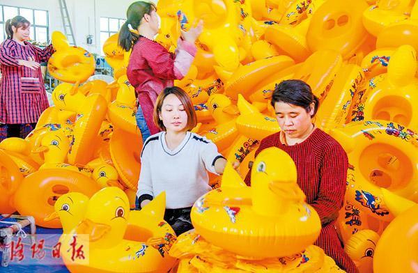 金沙亚洲线上娱乐:伊川县姐弟俩搬回老家建厂 助力乡亲脱贫