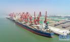 连云港港一季度完成货物吞吐量5891万吨 同比增长3%