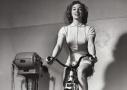 上世纪女性健身风采