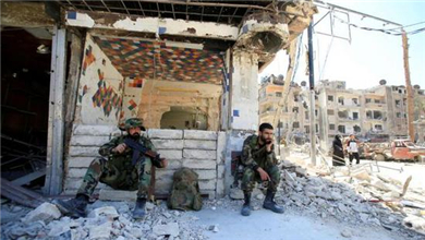 禁化武组织未按计划进入叙杜马镇