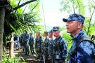 海军蛟龙突击队部队长在军报亮相,创手语被全军特种部队推广