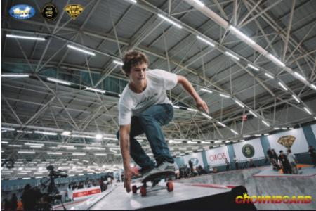 2018国际滑板公开赛全面开启 南京瞬间嗨起来!